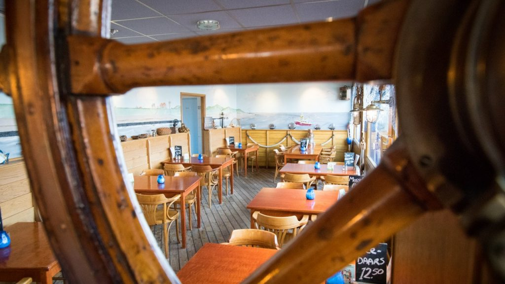 Boon viswereld restaurant